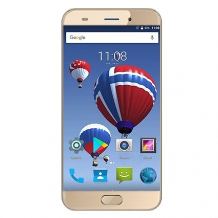 AllCall Smartphone Atom Gold